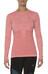 asics Seamless - T-shirt course à pied Femme - rose